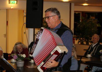 Optreden bij Amaris Zorggroep Gooizicht Hilversum 13 februari 2017