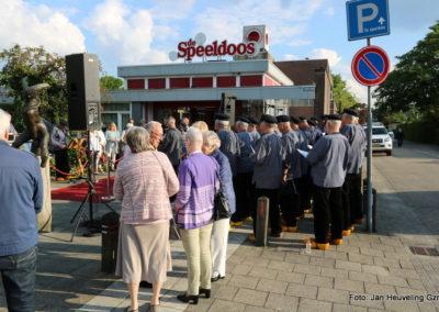 Optreden bij de Speeldoos Baarn – Jubileum Festival Kantje Boord