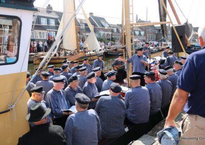 Optreden Visserijdag 2018 Spakenburg