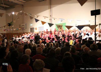 Optreden in De Neng Hoogland