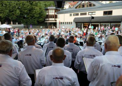 Weekend 2019 Oberfell Duitsland